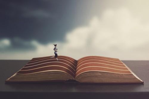 Leggere (come correre) è un muscolo che si trova nel cervello.